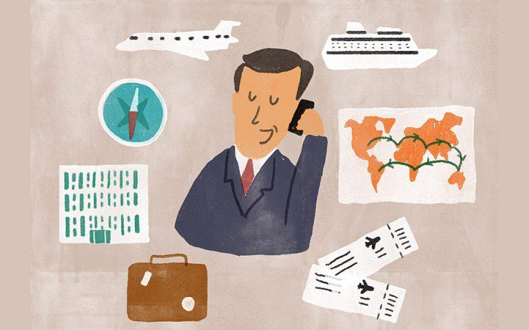 """Αφιέρωμα """"Τα ταξιδιωτικά γραφεία στη νέα εποχή"""": Η μεγάλη επιστροφή"""