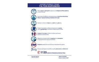 Την επιμέλεια και σύνταξη των οδηγιών της αφίσας είχε ο Δρ. Σαμουήλ Ζορμπάς, MD, MSc, Ειδικός Ιατρός Εργασίας.