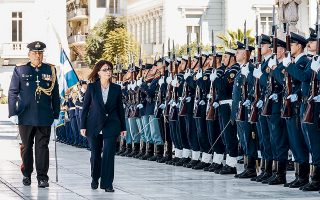 Η κ. Αικατερίνη Σακελλαροπούλου ορκίστηκε χθες στη Βουλή και ανέλαβε επισήμως τα καθήκοντά της.