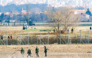 Επιπλέον προσωπικό προκειμένου να αντικατασταθούν οι αστυνομικοί που βρίσκονται από το περασμένο Σαββατοκύριακο στην περιοχή του Εβρου ζητεί η Ελληνική Αστυνομία.