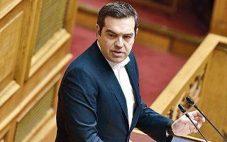 «Αυτό που προέχει τούτη την ώρα είναι η προστασία της υγείας των πολιτών», είπε ο Αλ. Τσίπρας στη χθεσινή συνεδρίαση της Πολιτικής Γραμματείας.
