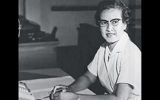 Η Κάθριν Τζόνσον υπήρξε  εμβληματική μορφή της ΝASA, όπου εργάστηκε ως μαθηματικός για 33 χρόνια.