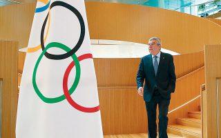 H ΔΟΕ και ο πρόεδρός της Τόμας Μπαχ έχουν μπροστά τους ακόμη έναν δύσκολο γρίφο να λύσουν. Μετά την αναβολή των Ολυμπιακών Αγώνων, πρέπει να αλλάξουν τα κομμάτια του «παζλ» του 2021.