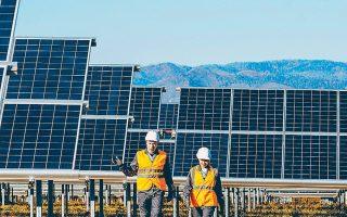 Η Αccusol πρόκειται να παράγει και να αποθηκεύει ηλιακή ενέργεια.