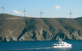 Η συνολική ισχύς των νέων αιολικών πάρκων που δρομολογεί η ΤΕΡΝΑ Ενεργειακή ξεπερνάει τα 400 MW και η συνολική αξία επένδυσης τα 550 εκατ. ευρώ.
