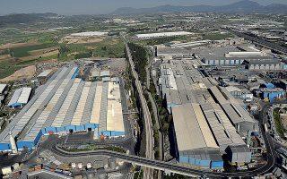 Η δημιουργία του νέου τετραπλού θερμού έλαστρου αλουμινίου, στις εγκαταστάσεις της ElvalHalcor στα Οινόφυτα, ήταν η επένδυση που απορρόφησε το μεγαλύτερο μέρος των κεφαλαιουχικών δαπανών του 2019.