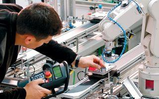 «Η αυτοματοποίηση της παραγωγής είναι σταδιακή, αλλά σύμφωνα με εκτιμήσεις, ίσως οδηγήσει στην απώλεια του 10% των θέσεων εργασίας.