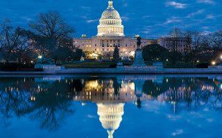 Στην αμερικανική Γερουσία ευελπιστούν να ψηφίσουν το ταχύτερο τα μέτρα της τρίτης και σημαντικότερης δέσμης ύψους 1,3 τρισ. δολαρίων. Μεταξύ άλλων, η τρίτη δέσμη προβλέπει 500 δισ. δολάρια για άμεσες πληρωμές επιταγών στα  νοικοκυριά.