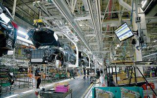 H διακοπή της παραγωγικής διαδικασίας σε πολλές αυτοκινητοβιομηχανίες θα αποτελέσει σοβαρό πλήγμα για την αμερικανική οικονομία, τονίζουν αναλυτές.