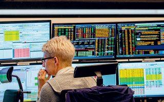 Ανοδικά κινήθηκαν οι παγκόσμιες χρηματιστηριακές αγορές χθες, μετά τη μαζική παρέμβαση κεντρικών τραπεζών και τα δημοσιονομικά μέτρα που δρομολογούν κυβερνήσεις διεθνώς.
