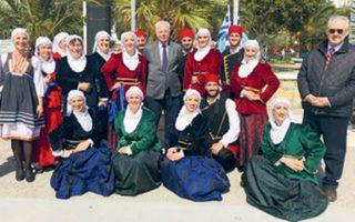 Ο αντιπρόεδρος της κυβέρνησης Παναγιώτης Πικραμμένος επισκέφθηκε τη Σύμη, το Αγαθονήσι και τους Λειψούς.