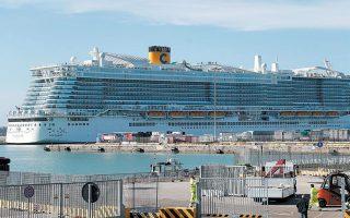 Η Carnival, η Royal Caribbean Cruises και η Norwegian Cruise αναμένουν να χάσουν συνολικά 555 εκατ. δολάρια.