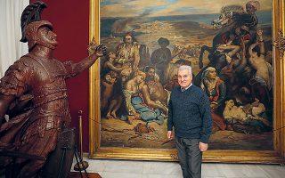 «Στόχος του μουσείου είναι, μέσω του επετειακού μας προγράμματος, να επανασυστήσει στο κοινό τις ιδέες, τις αιτίες, τα πρόσωπα, τα γεγονότα, τις συνθήκες και τα αποτελέσματα του Αγώνα της Ανεξαρτησίας», λέει ο γ.γ. της Ιστορικής και Εθνολογικής Εταιρείας Ελλάδος, Θεμιστοκλής Κοντογούρης.