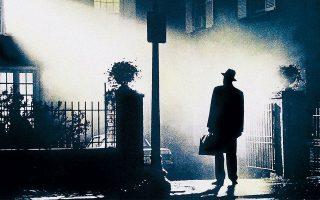 O Μαξ φον Σίντοφ στον «Εξορκιστή», παρότι δεν είναι απόλυτος πρωταγωνιστής, δημιουργεί έναν απίθανο χαρακτήρα, κάτι σαν σούπερ ήρωα του τρόμου.