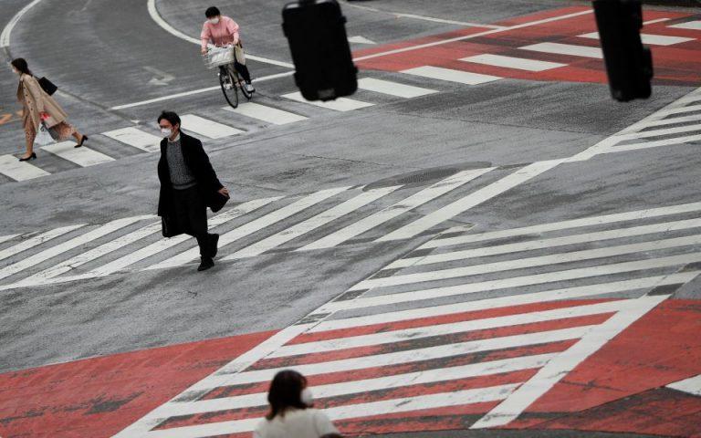 Ιαπωνία: Ξεπέρασαν τα 2.000 τα κρούσματα του κορωνοϊού