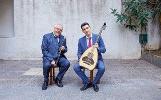 Με τον Πετρολούκα Χαλκιά γνωρίστηκαν το 2015 και συνεργάστηκαν στο άλμπουμ «The Soul of Epirus».