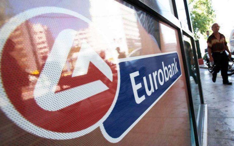 Στη μάχη κατά του COVID-19 η Εurobank