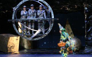 Τη Μεγάλη Τετάρτη θα προβληθεί ο «Μαγικός αυλός» του Μότσαρτ σε διασκευή για παιδιά.