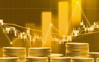 Από την αρχή του έτους ο χρυσός έχει σημειώσει άνοδο 16% στο χρηματιστήριο Εμπορευμάτων της Νέας Υόρκης και βρίσκεται σε απόσταση μικρότερη του 10%, κάτω από το ιστορικό ρεκόρ του 2011.