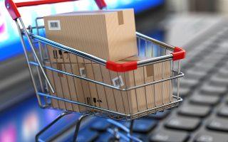 Η εβδομάδα με τη μεγαλύτερη αύξηση πωλήσεων, 501%, των ηλεκτρονικών σούπερ μάρκετ ήταν αυτή από 16 έως 22 Μαρτίου 2020.