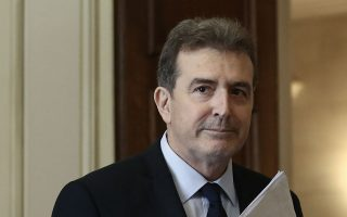 «Η κλιματική αλλαγή είναι η μέγιστη πανδημία. Η Ελλάδα πρέπει να πρωτοπορήσει σε πολιτικές και τεχνολογίες φιλικές στο περιβάλλον», λέει ο υπουργός Προστασίας του Πολίτη Μιχάλης Χρυσοχοΐδης. INTIME NEWS