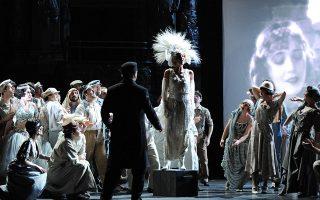 Η όπερα «Θαΐς» του Ζιλ Μασνέ, στο πλαίσιο των διαδικτυακών μεταδόσεων «Μένουμε σπίτι - Βλέπουμε Μέγαρο».