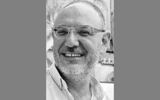 O καθηγητής Θεολογίας του ΑΠΘ και συγγραφέας Χρυσόστομος Σταμούλης.