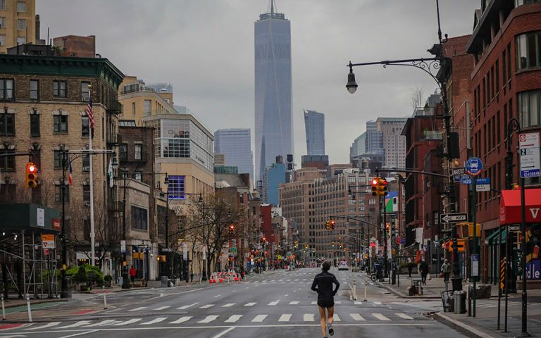 Εβδομάδα των Παθών στη Νέα Υόρκη