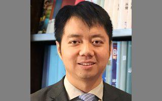 Ο δρ Wang Wen, καθηγητής στο Πανεπιστήμιο Renmin της Κίνας.