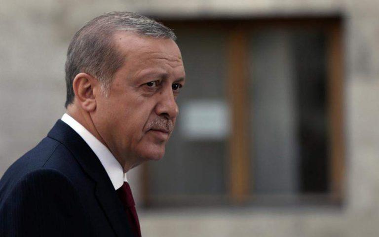 Ο Ερντογάν δεν έκανε δεκτή την παραίτηση του Σουλεϊμάν Σοϊλού