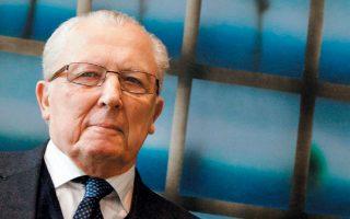 O Ζακ Ντελόρ, ως πρόεδρος της Ευρωπαϊκής Επιτροπής τη δεκαετία του '80, ήταν ο πρώτος που είχε προτείνει την έκδοση ευρωομολόγων.