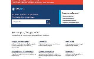 Η πύλη gov.gr συγκεντρώνει 503 υπηρεσίες που παρέχονται ψηφιακά από το Δημόσιο. Σε αυτές και το γνωστό forma.gov.gr με περισσότερες από 4 εκατομμύρια αιτήσεις/εγκρίσεις μετακινήσεων ανά ημέρα.