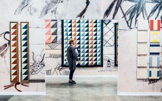 Η Art Basel του Χονγκ Κονγκ, προγραμματισμένη για τον περασμένο Μάρτιο, ήταν η πρώτη από τις μεγάλες φουάρ η οποία έδειξε γρήγορα αντανακλαστικά και πραγματοποιήθηκε διαδικτυακά.