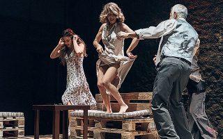 Παράταση στις μεταδόσεις δίνει το θέατρο «Σταθμός» όπου ανάμεσα σε άλλα θα παρουσιαστεί και «Ο ήχος του όπλου» της Λούλας Αναγνωστάκη, σε σκηνοθεσία του Μάνου Καρατζογιάννη.