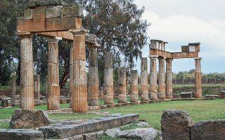 Νέες διαδρομές σε αρχαιολογικούς χώρους όχι τόσο προβεβλημένους, όπως το Ιερό της Αρτέμιδος στη Βραυρώνα, πρέπει να μπουν στον σχεδιασμό για την επόμενη μέρα.