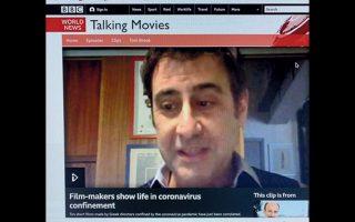 O καλλιτεχνικός διευθυντής του Φεστιβάλ Κινηματογράφου Θεσσαλονίκης, Ορέστης Ανδρεαδάκης, μιλάει στο BBC.