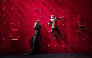 Αύριο θα προβληθεί ξανά από το site του Δημοτικού Θεάτρου Πειραιά η παράσταση «Μακμπέθ» σε σκηνοθεσία Δημήτρη Λιγνάδη.