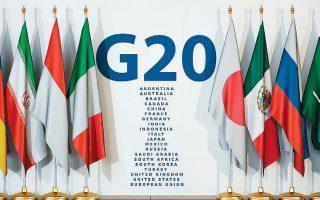 Το σχέδιο για την ελάφρυνση των φτωχών χωρών αναμένεται να αποφασιστεί στη συνάντηση των υπουργών Οικονομικών του G20 εντός της εβδομάδας.