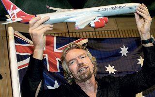 Ο εκκεντρικός σερ της βιομηχανίας των αεροπορικών Ρίτσαρντ Μπράνσον προφανώς δεν βλέπει άλλη λύση από την πώληση της Virgin Atlantic, για τη διάσωση της οποίας έχει θέσει προθεσμία μέχρι τα τέλη Μαΐου. Μιας εταιρείας που, όπως ο ίδιος έχει τονίσει χαρακτηριστικά, «εκτελεί πτήσεις στη μισή διάρκεια της ζωής μου».