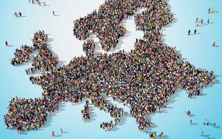 Ο συγγραφέας συγκρίνει την αποφασιστικότητα της Αμερικής στην αντιμετώπιση της χρηματοπιστωτικής κρίσης  του 2008 με την ατολμία της ΕΕ, ενώ είναι ιδιαίτερα επικριτικός για τη διαχείριση της ελληνικής κρίσης μετά το 2009.