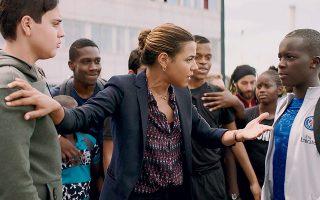 Η Σαμιά φτάνει στο Σεντ Ντενί για να εργαστεί ως σχολική σύμβουλος. Εκεί έρχεται αντιμέτωπη με τον ρατσισμό και τον κοινωνικό αποκλεισμό.