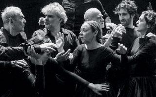 Η «Γκόλφω» του Νίκου Καραθάνου (2013), στη σκηνή Κοτοπούλη του Εθνικού Θεάτρου, ήταν συναρπαστική παράσταση.