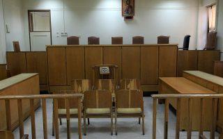 Η διεξαγωγή δικών στα ποινικά δικαστήρια τοποθετείται, πλην εξαιρέσεων, προς τα μέσα του Ιουνίου.