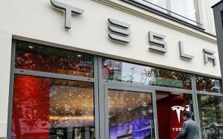 Η μετοχή της Tesla εκτινάχθηκε κατά 11,5%.