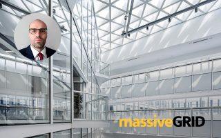 Αντώνιος Άλντους: Αντιπρόεδρος Business Development MassiveGRID & 7L International