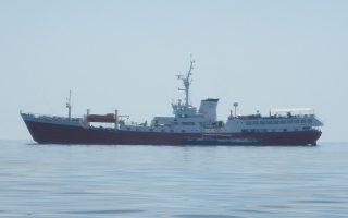 Στην πιο συχνή χρήση «πλωτών οπλοστασίων» καταφεύγουν εταιρείες παροχής υπηρεσιών ασφαλείας στη θάλασσα για την αντιμετώπιση της πειρατείας, λόγω και της πανδημίας του COVID-19. (φωτ. αρχείου)