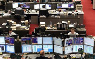 Οι εγχώριες επιχειρήσεις υπό τις παρούσες συνθήκες δεν μπορούν να αντλήσουν κεφάλαια από τις αγορές με έκδοση ομολόγων.