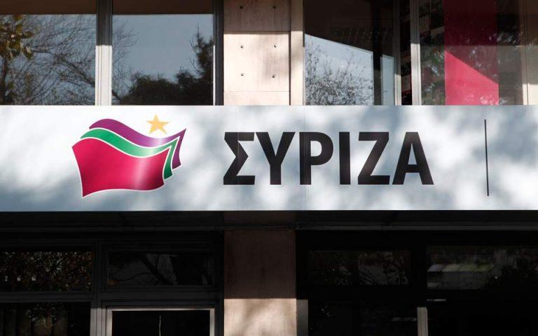 Στην οικονομία εστιάζει ο ΣΥΡΙΖΑ