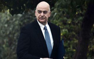 Ο υπουργός Εξωτερικών Νίκος Δένδιας αναμένεται τις επόμενες ημέρες να συνεχίσει τις επαφές με ομολόγους του και παράγοντες της ευρύτερης περιοχής της Ανατ. Μεσογείου.