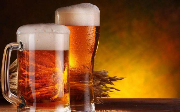 Οι πωλήσεις μπίρας μειώθηκαν εξαιτίας της καραντίνας